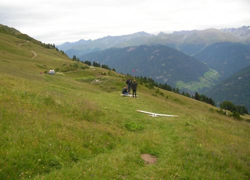 Schönjoch u. Kobleralm Tirol 2005