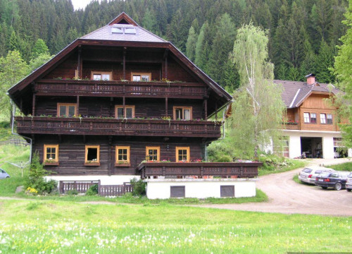 Pension in Arriach
