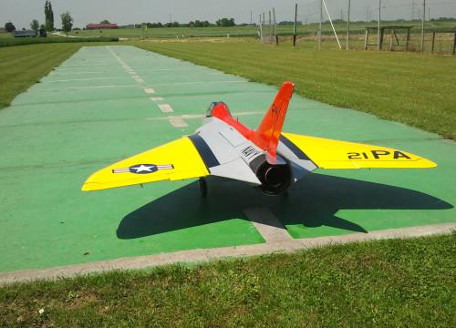 Skyray F4D