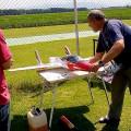 Ultrajet in Vorbereitung