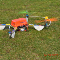 Eigenbau Drohne